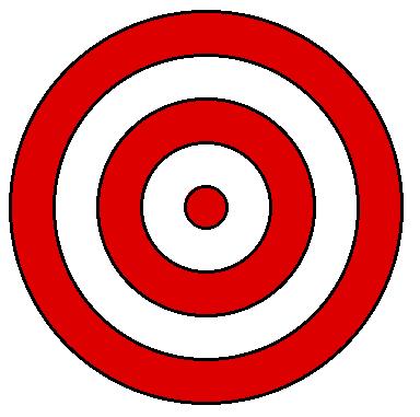 Week 9 target numbers fantasy football for Bullseye template printable
