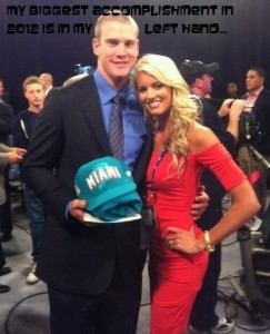Ryan Tannehill Girlfriend