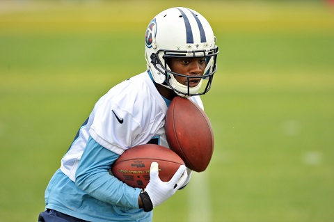 NFL: Tennessee Titans-OTA