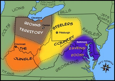 AFC_North_Map
