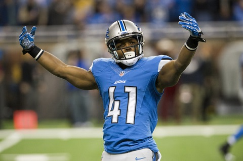 Theo Riddick, 2015 Fantasy Football