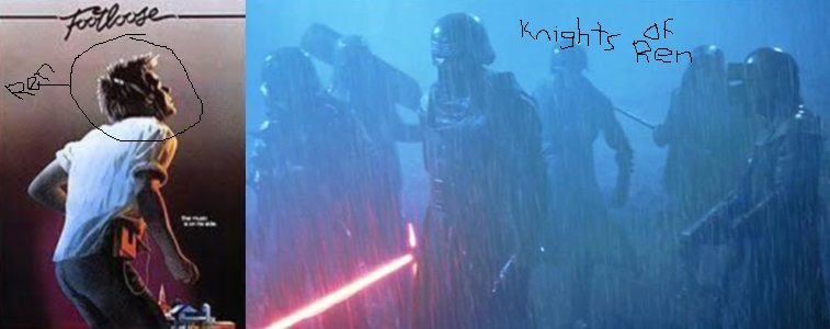 The Knights of Ren follow Ren McCormack?