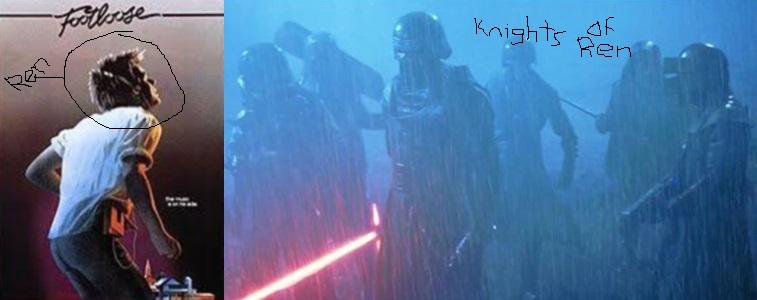 The Knights of Ren follow Ren McCormack?