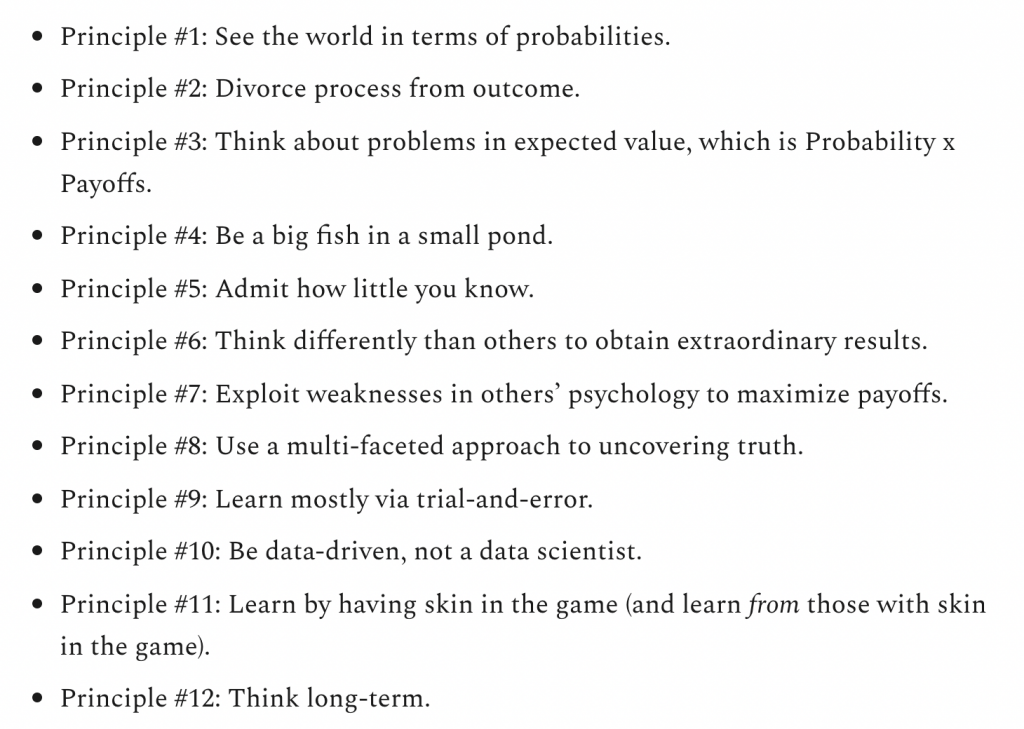Jonathan Bales Summary